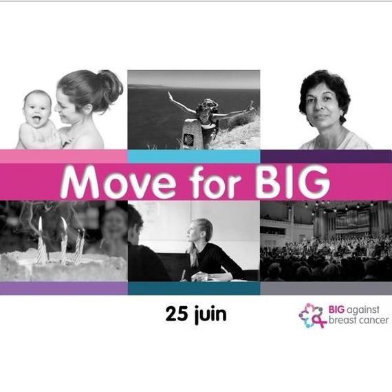 move for BIG launch party
